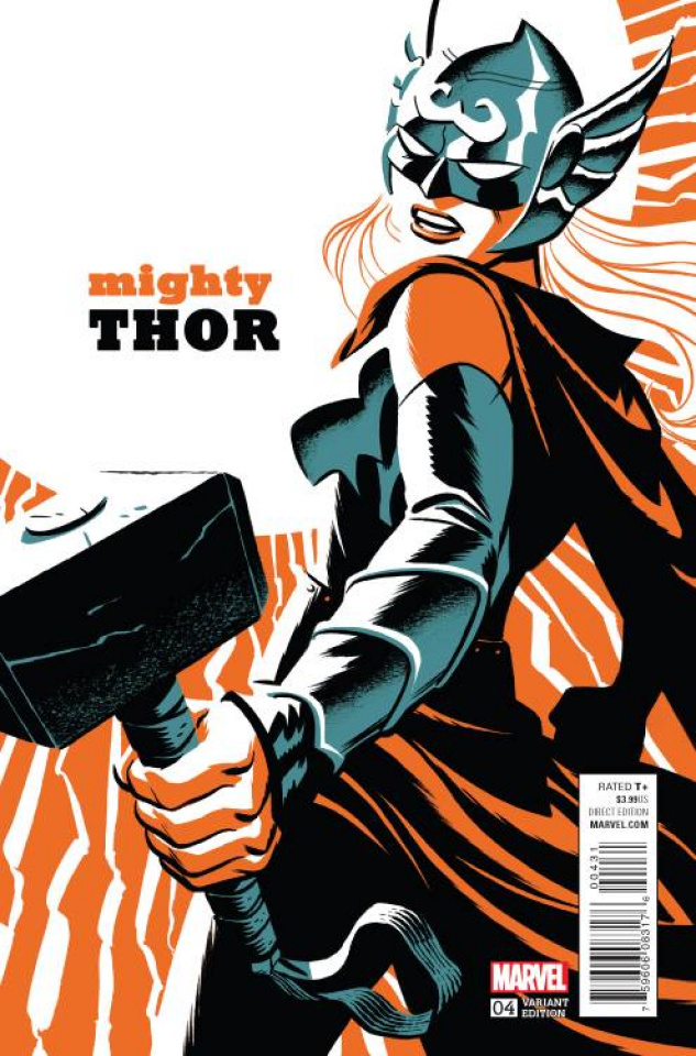The Mighty Thor #4 (Cho Cover)