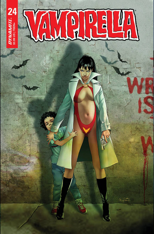Vampirella #24 (Gunduz Cover)