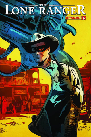The Lone Ranger #13