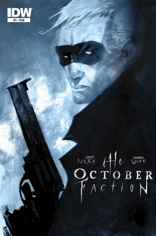 The October Faction #11