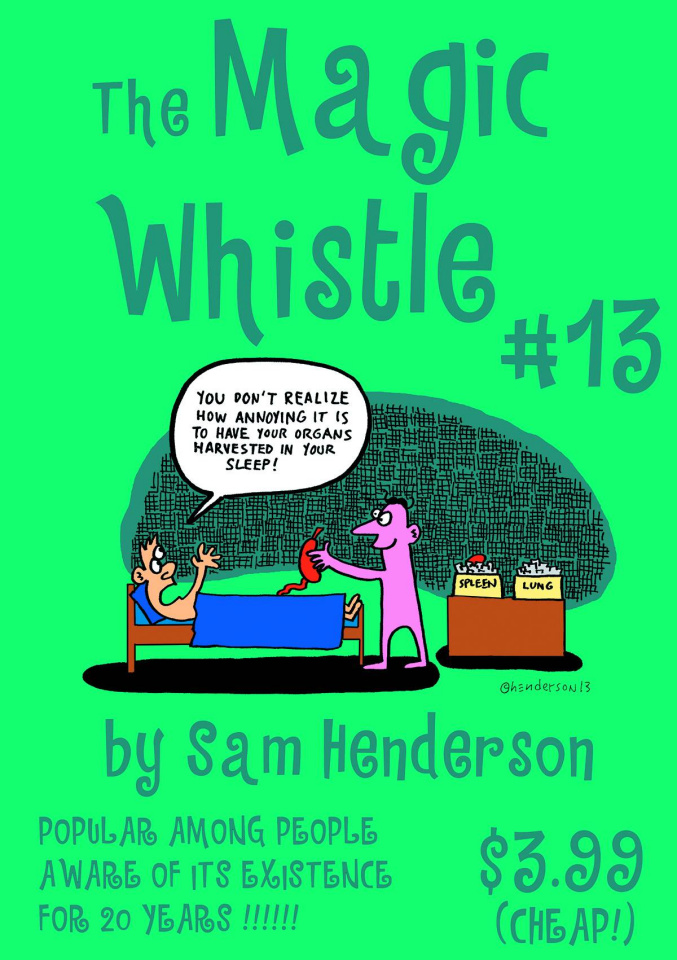 The Magic Whistle #13