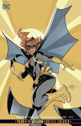 Batgirl #41 (Card Stock Cover)