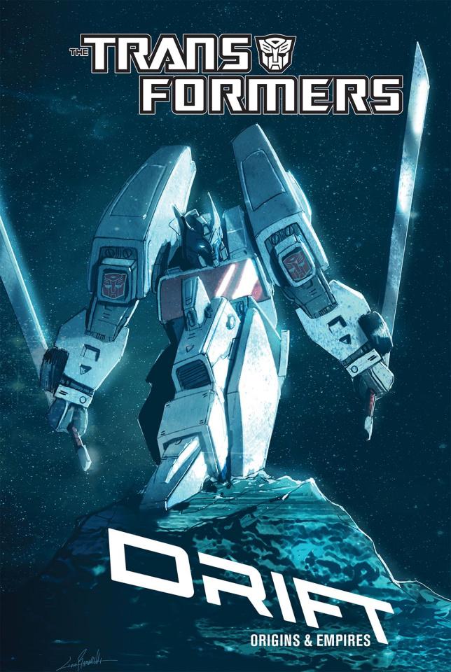The Transformers: Drift - Origins & Empires