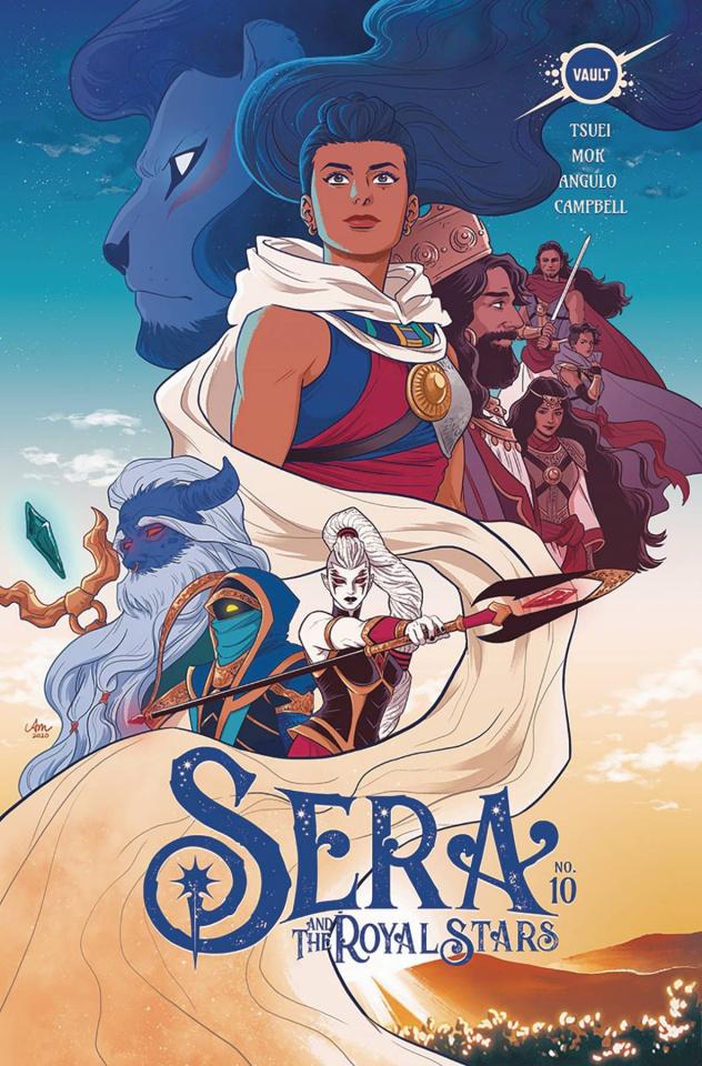 Sera and the Royal Stars #10