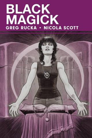Black Magick #3 (Scott Cover)
