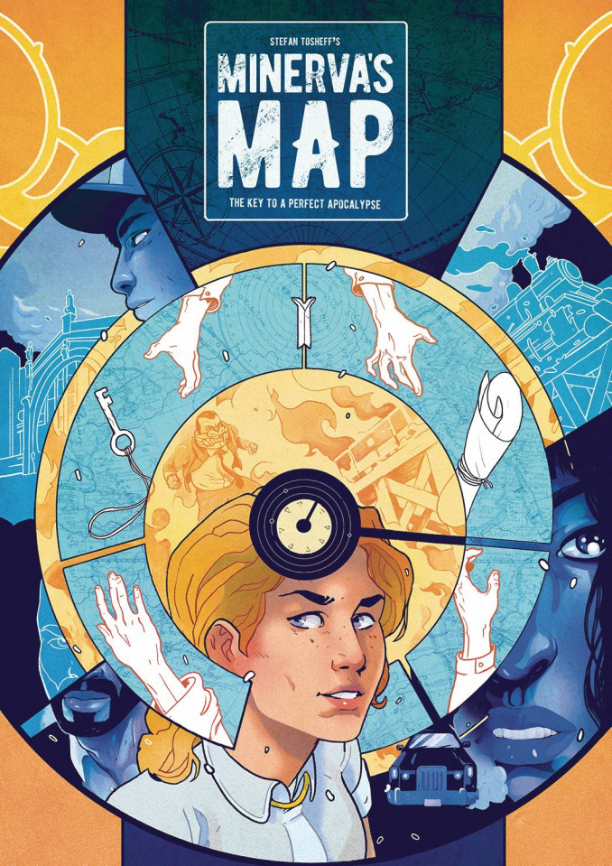 Minerva's Map: The Key to a Perfect Apocalypse #1