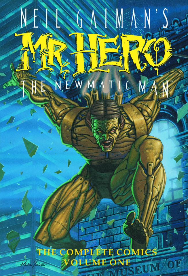 Mr. Hero Vol. 1