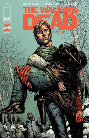 The Walking Dead Deluxe #10 (Finch & McCaig Cover)