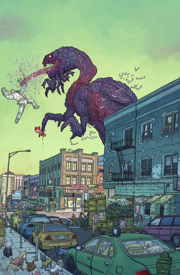 Dark Horse Presents #1: 2014 (Darrow Cover)