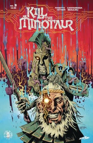Kill the Minotaur #3