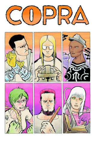 Copra: Round Three
