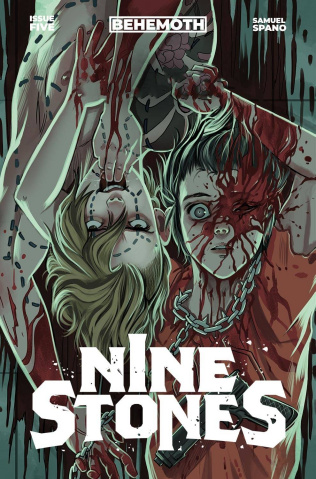Nine Stones #5 (Spano Cover)