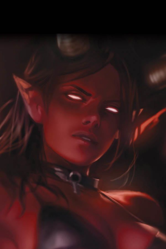 Red Sonja: Age of Chaos #3 (7 Copy Chew Sneak Peek Virgin Cover)