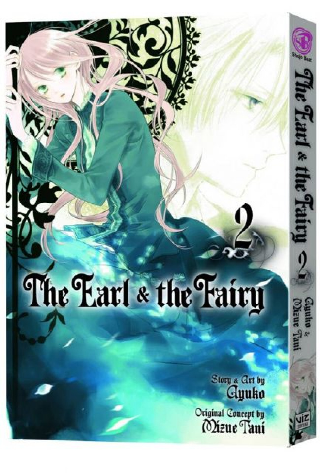 The Earl & the Fairy Vol. 2
