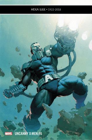 Uncanny X-Men #6 (Ribic Cover)