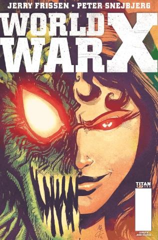 World War X #3 (McCrea Cover)