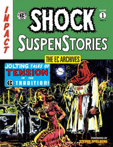 The EC Archives: Shock SuspenStories Vol. 1