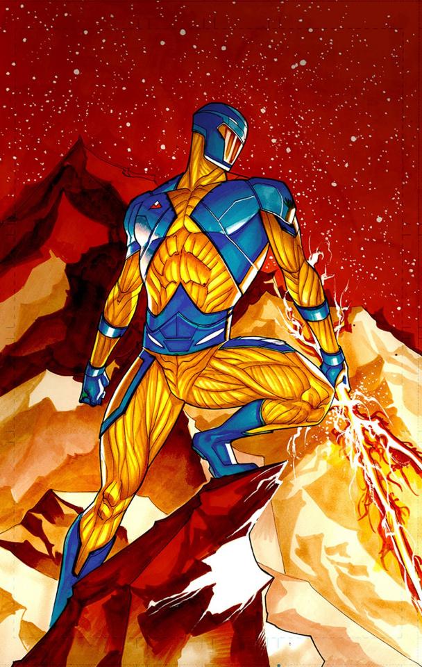X-O Manowar #48 (20 Copy Silas Cover)