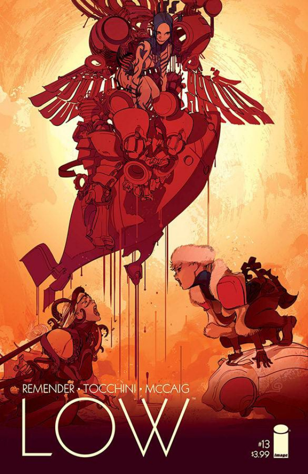Low #13 (Tocchini Cover)