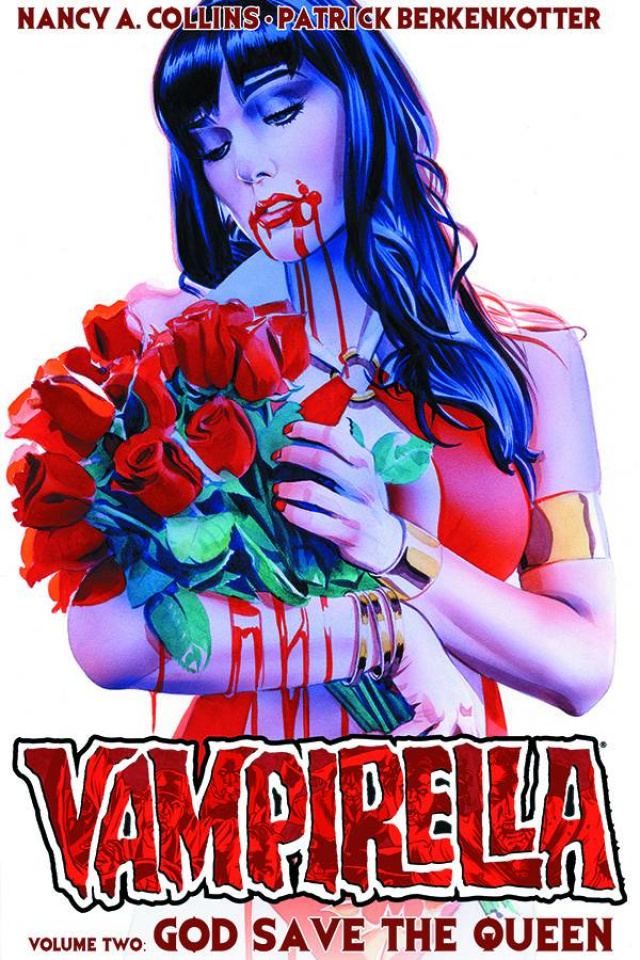 Vampirella Vol. 2: God Save the Queen