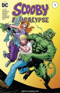 Scooby: Apocalypse #14 (Variant Cover)