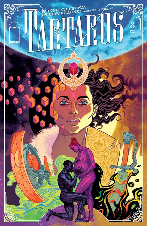 Tartarus #8 (Brunner & Renzi Cover)