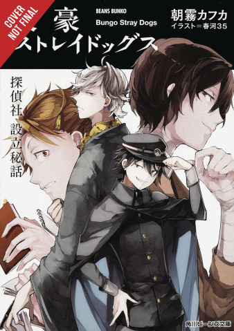 Bungo Stray Dogs Vol. 3: Untold Origins Agency