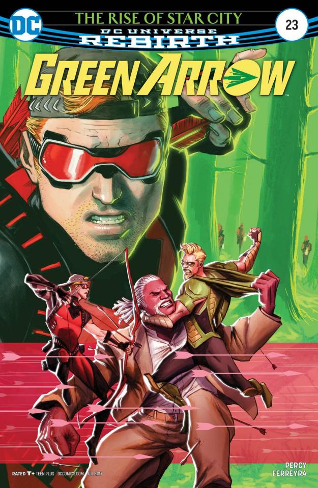 Green Arrow #23