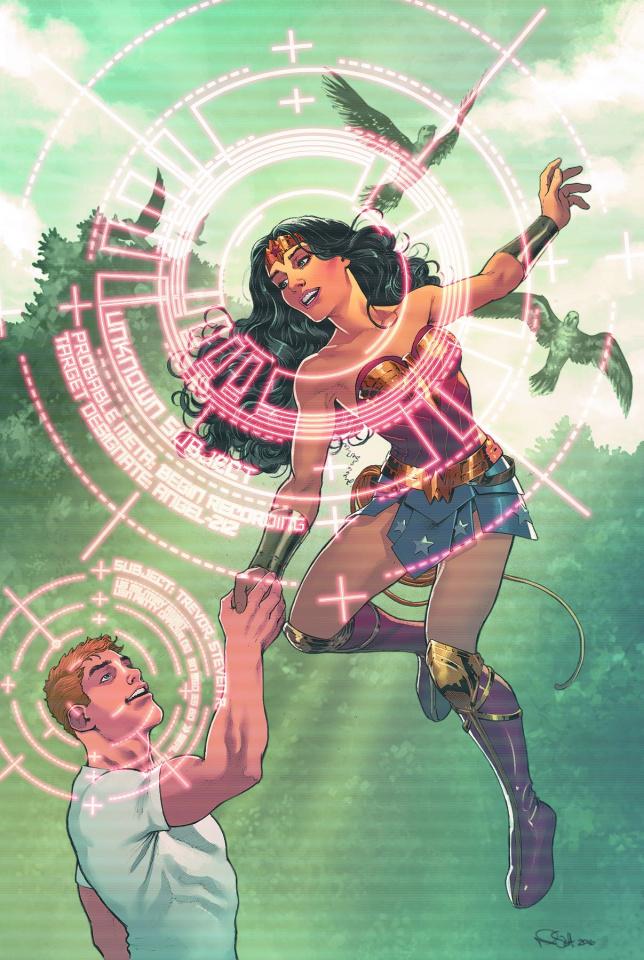 Wonder Woman #10