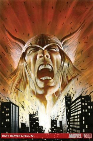 Thor: Heaven & Hell #2
