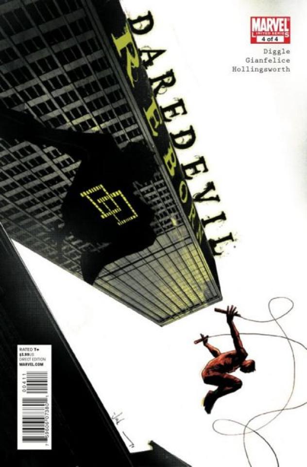 Daredevil: Reborn #4
