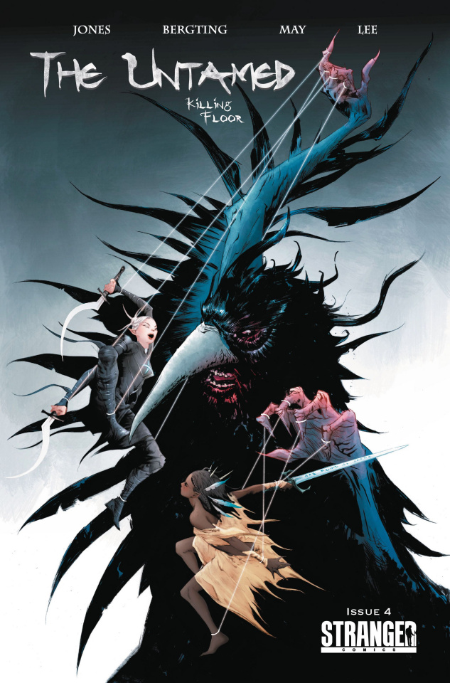 The Untamed II #4 (Lee Cover)