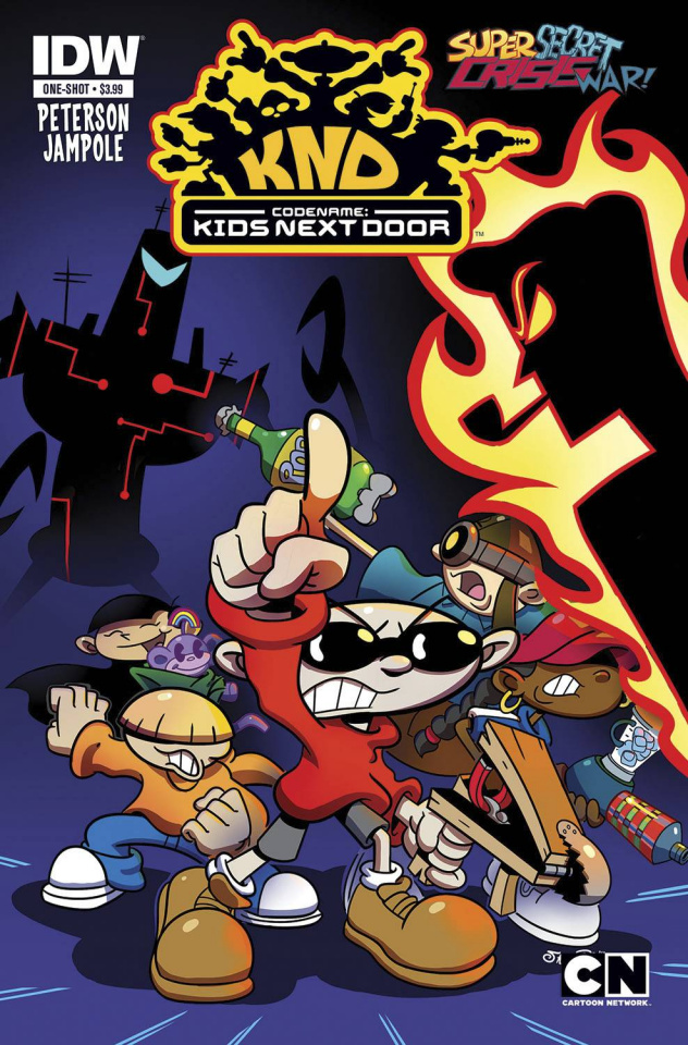Super Secret Crisis War! Codename: Kids Next Door #1