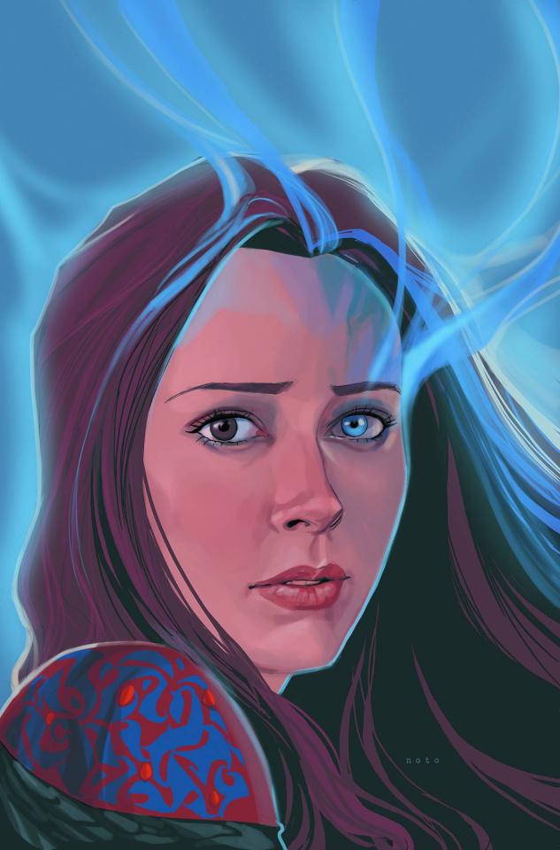 Buffy the Vampire Slayer, Season 9: Freefall #23