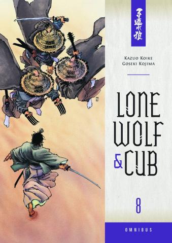 Lone Wolf & Cub Vol. 8
