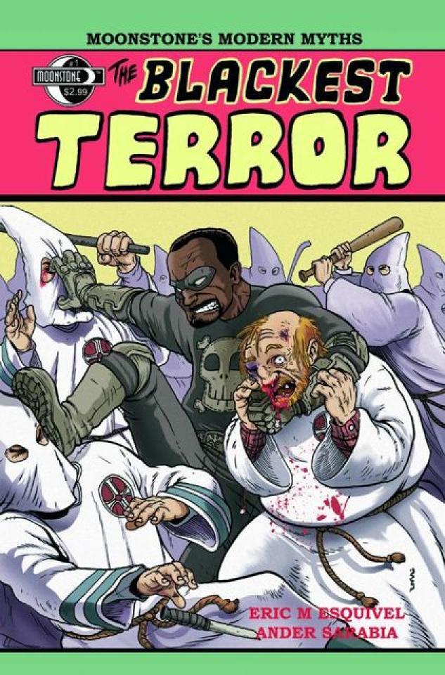 Moonstone's Modern Myths: Blackest Terror #1