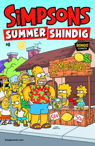 The Simpsons Summer Shindig #8