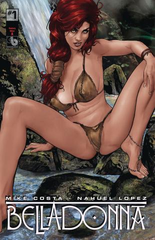 Belladonna #1 (Century Bikini Cover)