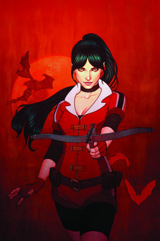 Vampirella: Hollywood Horror