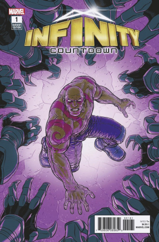 Infinity Countdown #1 (Derrington Cover)