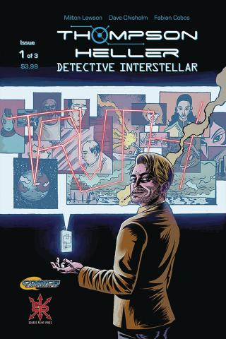 Thompson Heller, Detective Interstellar #1
