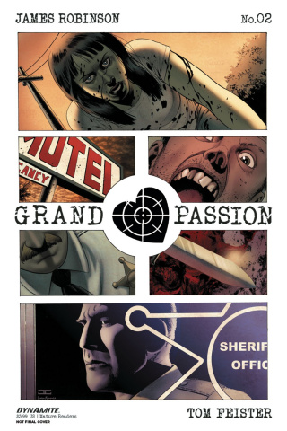 Grand Passion #2 (Cassaday Cover)