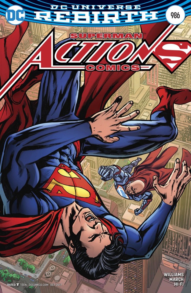 Action Comics #986 (Variant Cover)