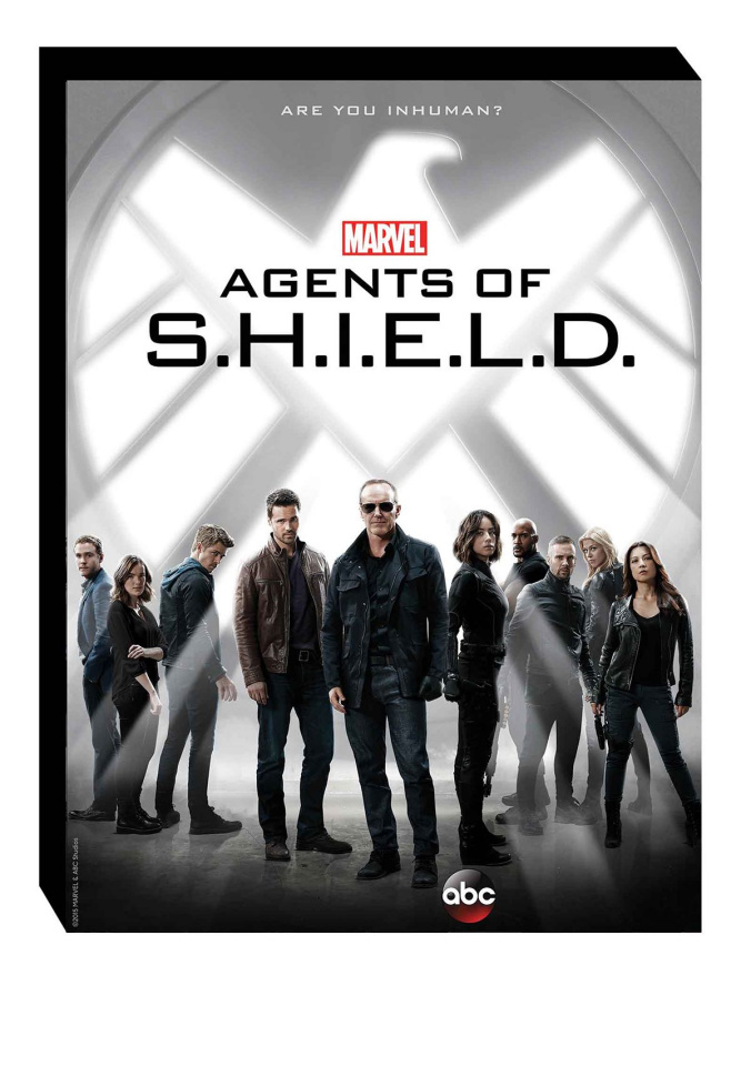 Agents of S.H.I.E.L.D.: Season Three Declassified (Slipcase Edition)