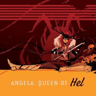 Angela: Queen of Hel #1 (Wu Hip Hop Cover)