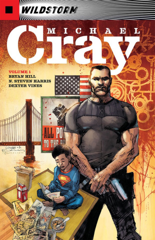 Wildstorm: Michael Cray Vol. 1