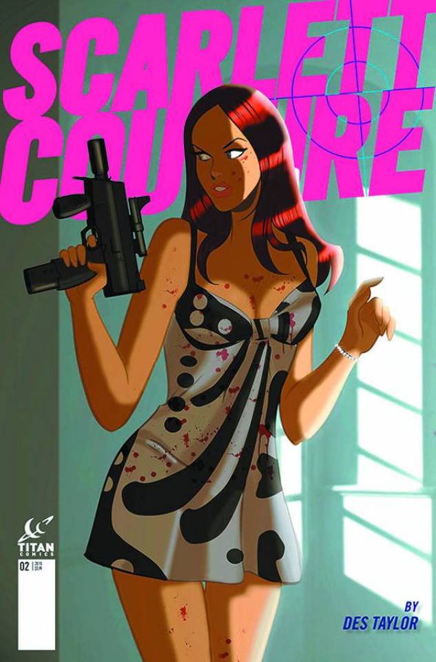 Scarlett Couture #2 (Subscription Taylor Cover)