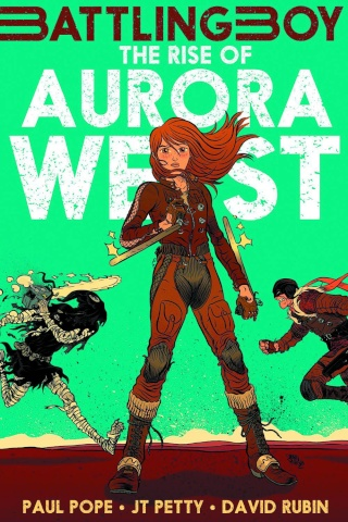 Battling Boy: The Rise of Aurora West Vol. 1