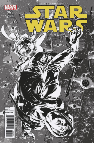 Star Wars #25 (Deodato Sketch Cover)