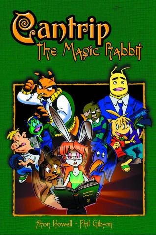 Cantrip:The Magic Rabbit